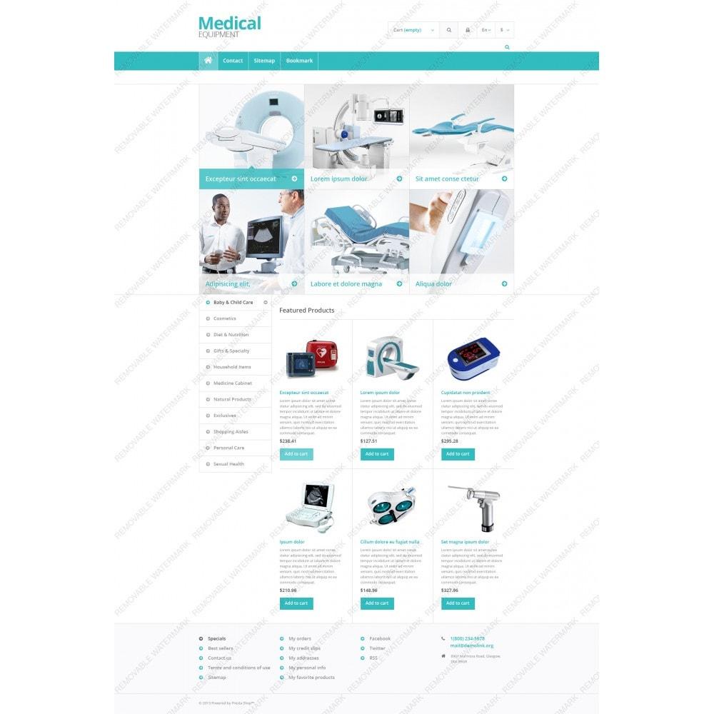 Medical Equipment Store