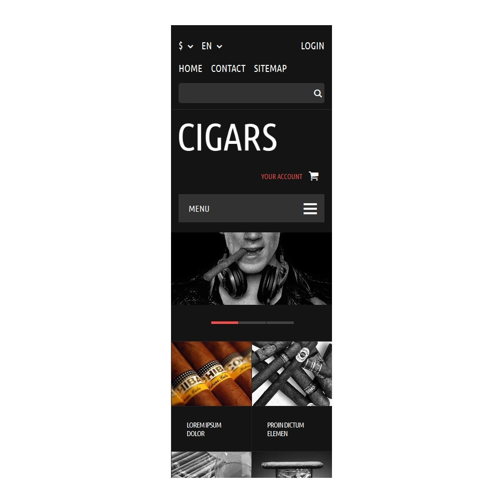 theme - Дом и сад - Tobacco  Cigars Store - 6