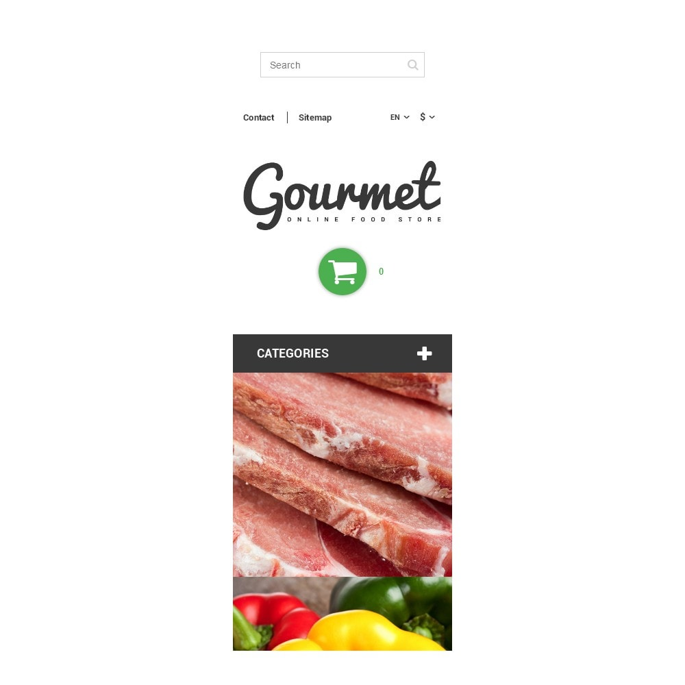 theme - Alimentation & Restauration - Magasin d'alimentation - 6