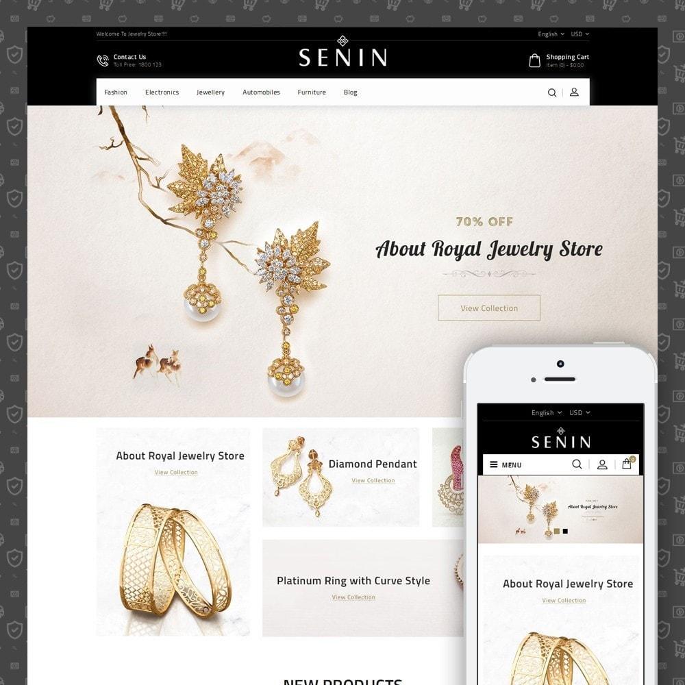 SENIN - Jewelry Store