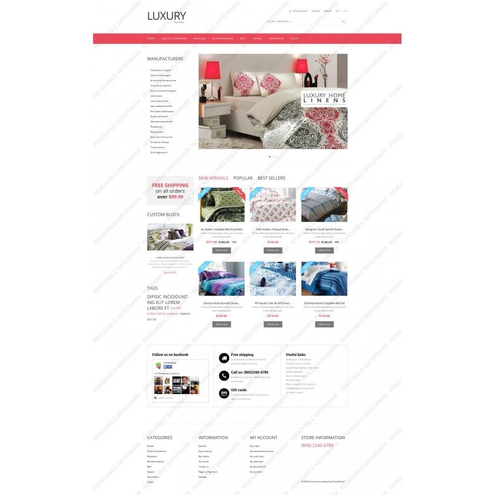 theme - Art & Culture - Linen Store - 3