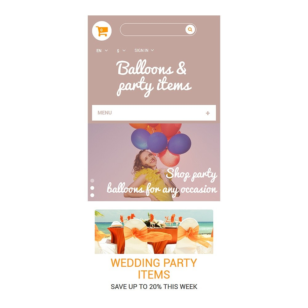 theme - Kids & Toys - Party Stuff - 8