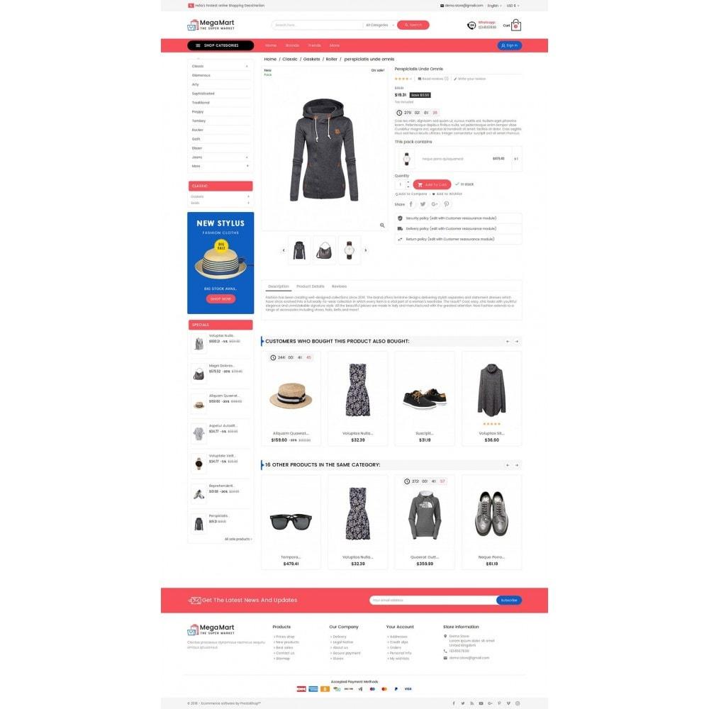 theme - Moda y Calzado - Mega Mart Fashion Apparel - 5