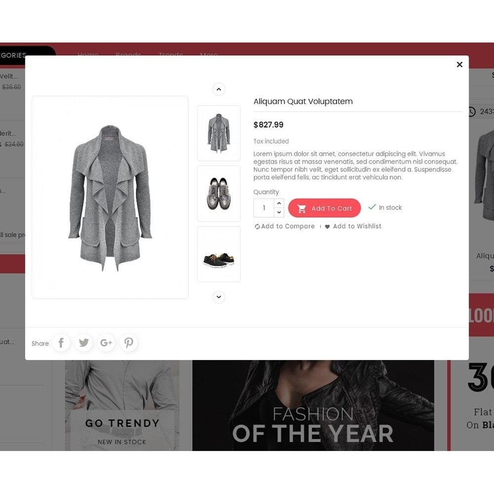 theme - Mode & Schuhe - Mega Mart Fashion Apparel - 8