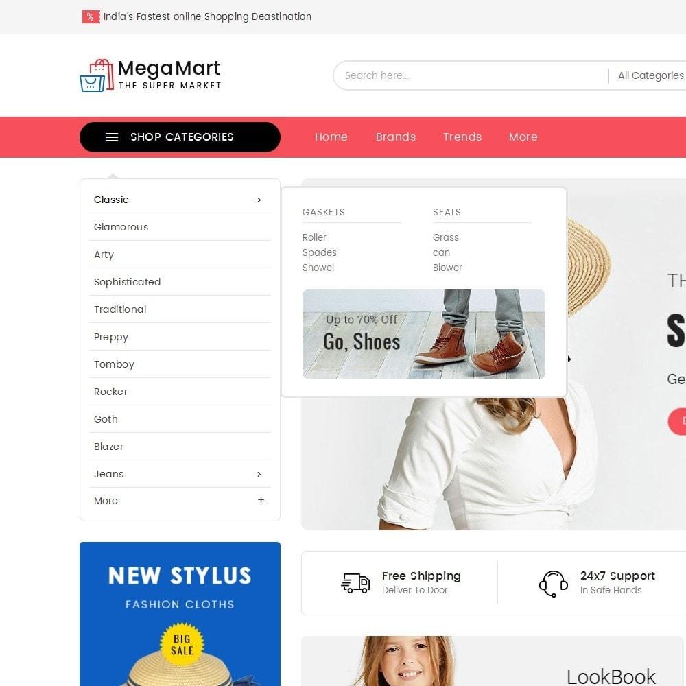 theme - Mode & Schuhe - Mega Mart Fashion Apparel - 9