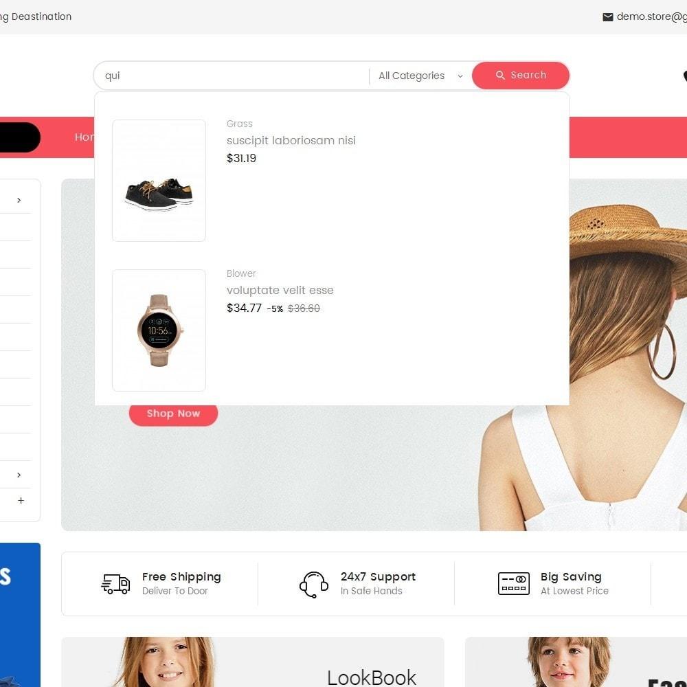 theme - Mode & Schuhe - Mega Mart Fashion Apparel - 10