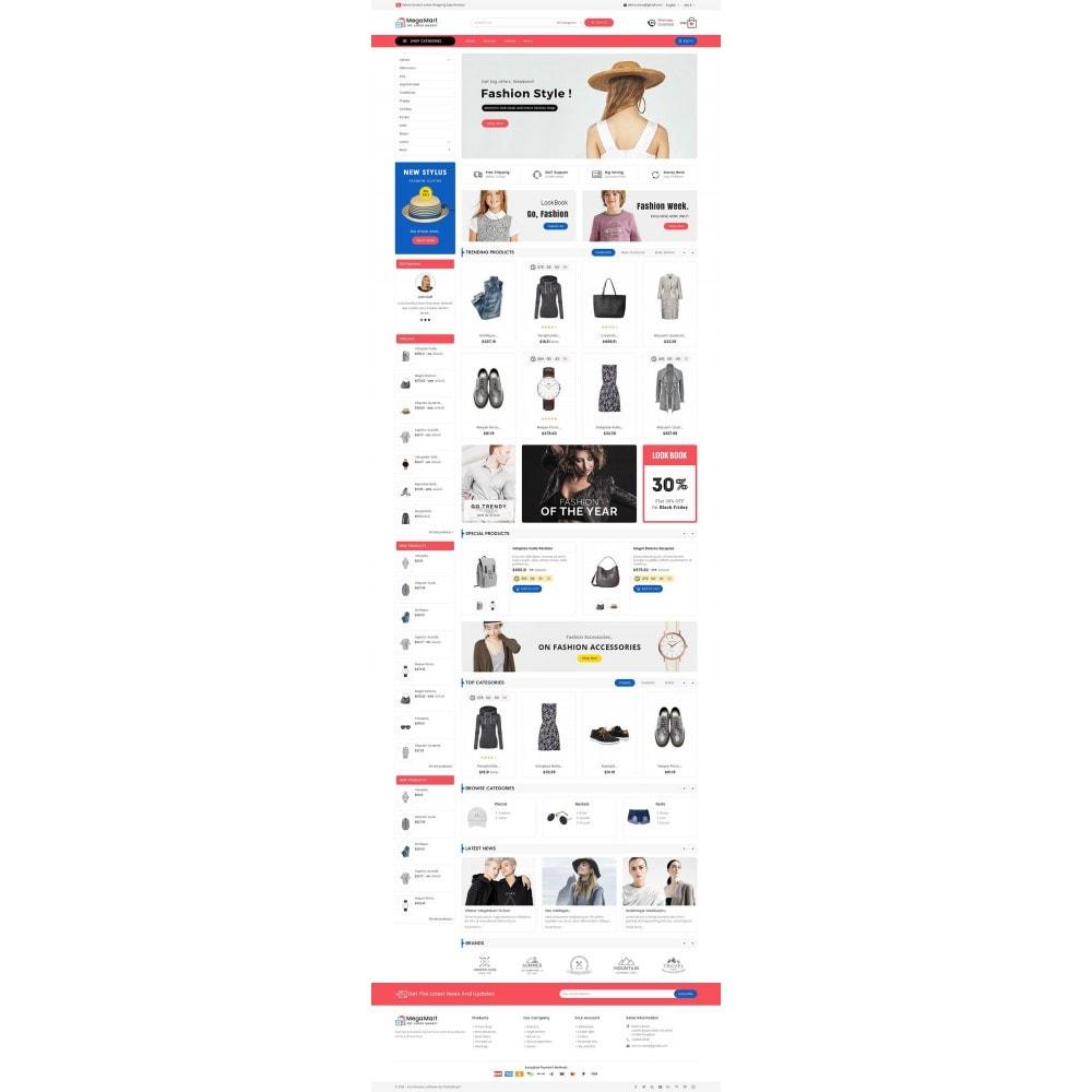 Mega Mart Fashion Apparel