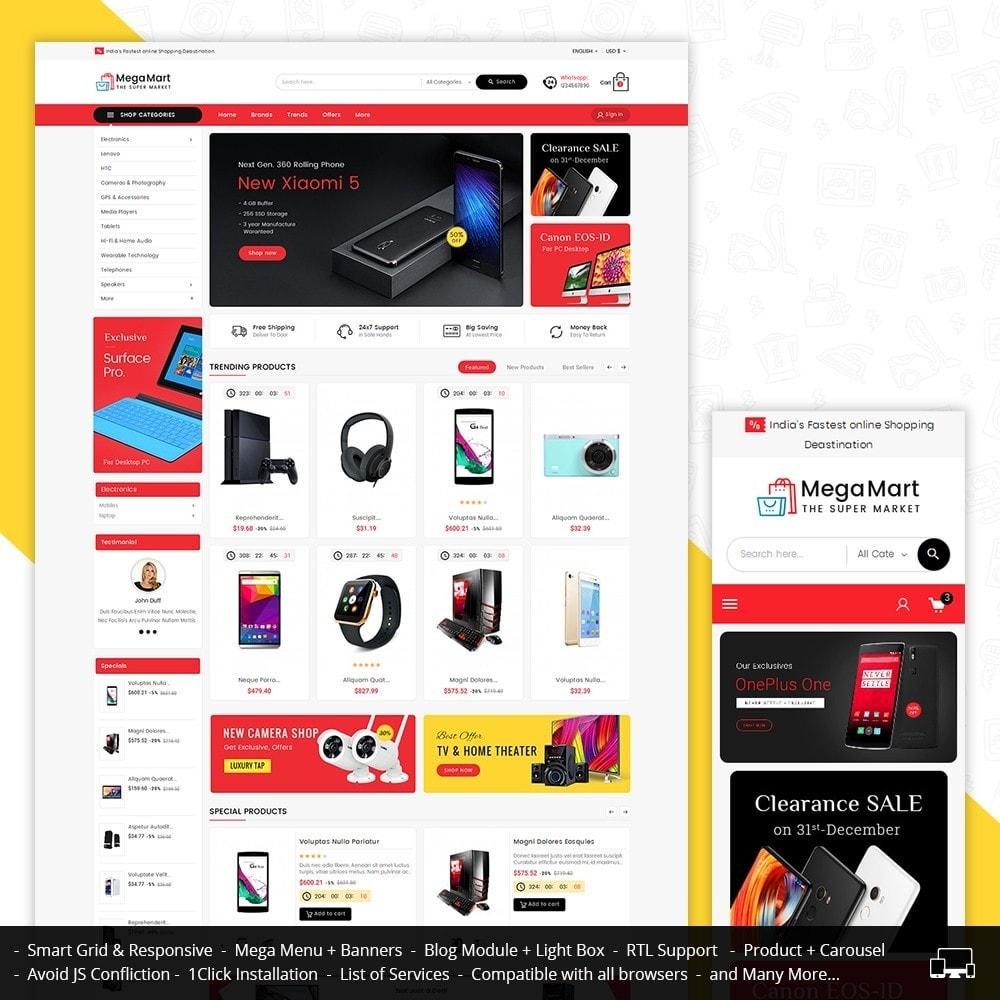 Mega Mart Electronics