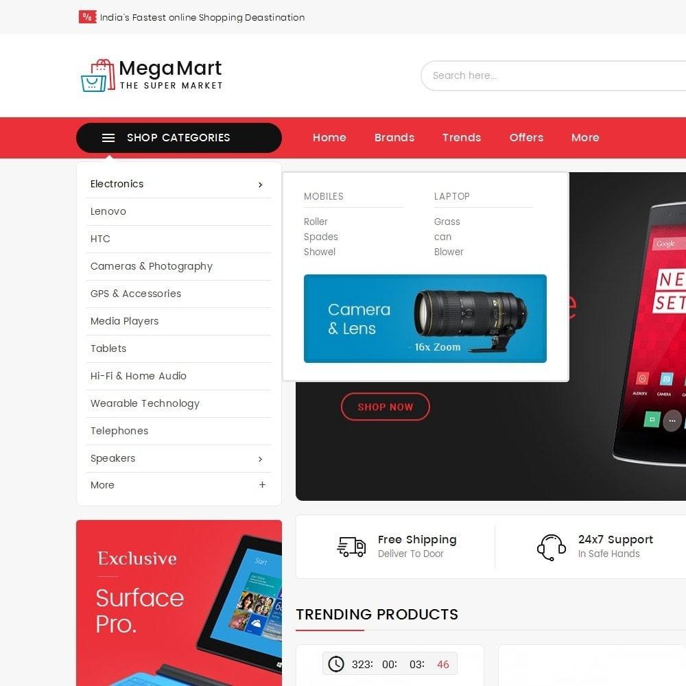 theme - Elektronik & High Tech - Mega Mart Electronics - 10