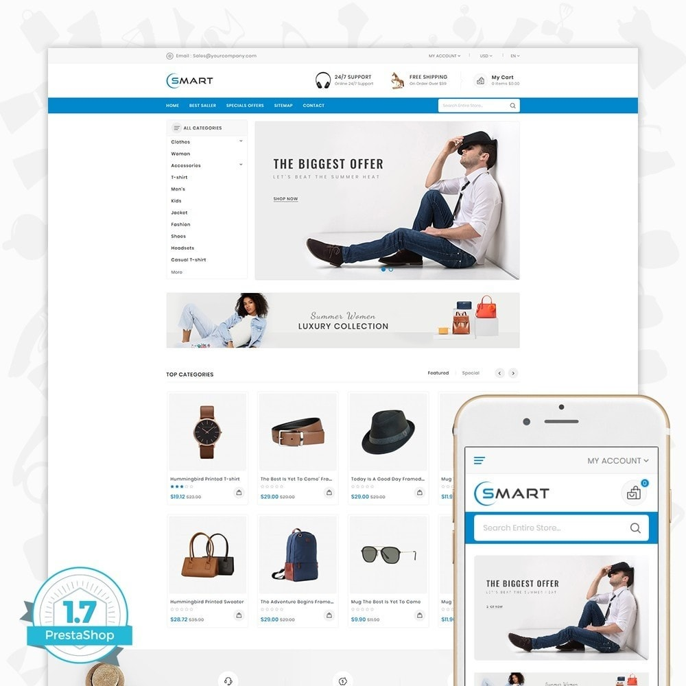 Smart  - The Smart Store