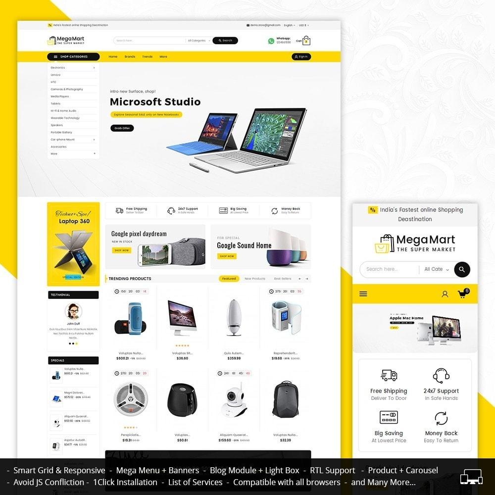 Mega Electronics Mart