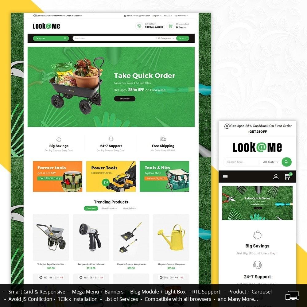 theme - Heim & Garten - Look me Garden Tools - 2