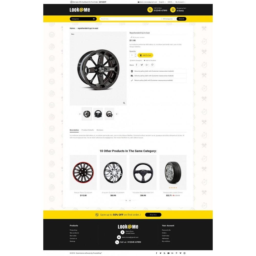 theme - Autos & Motorräder - Look me Auto Parts - 6