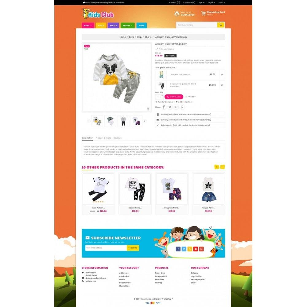 theme - Niños y Juguetes - Kids Fashion Club - 6