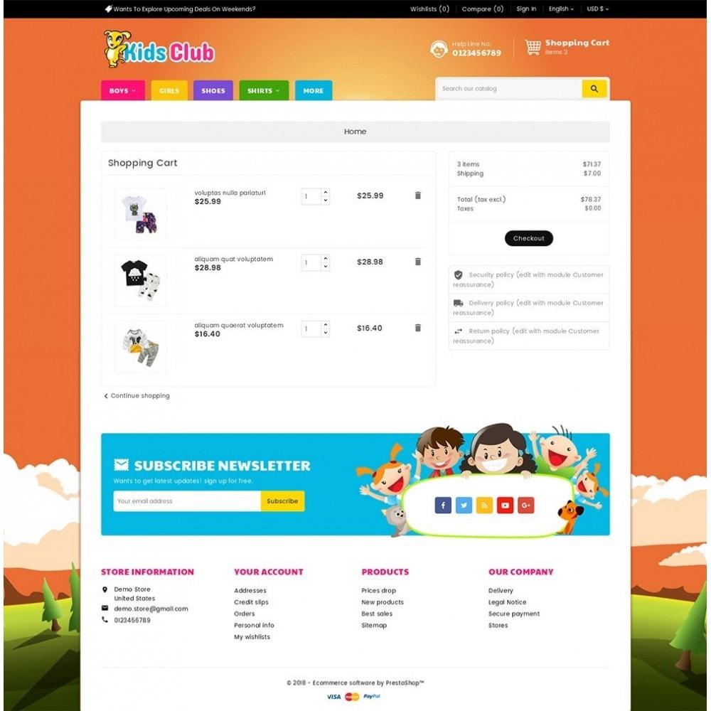 theme - Niños y Juguetes - Kids Fashion Club - 7
