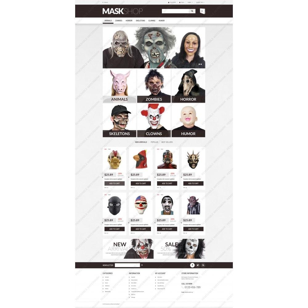 theme - Regali, Fiori & Feste - Masquerade Mask - 3