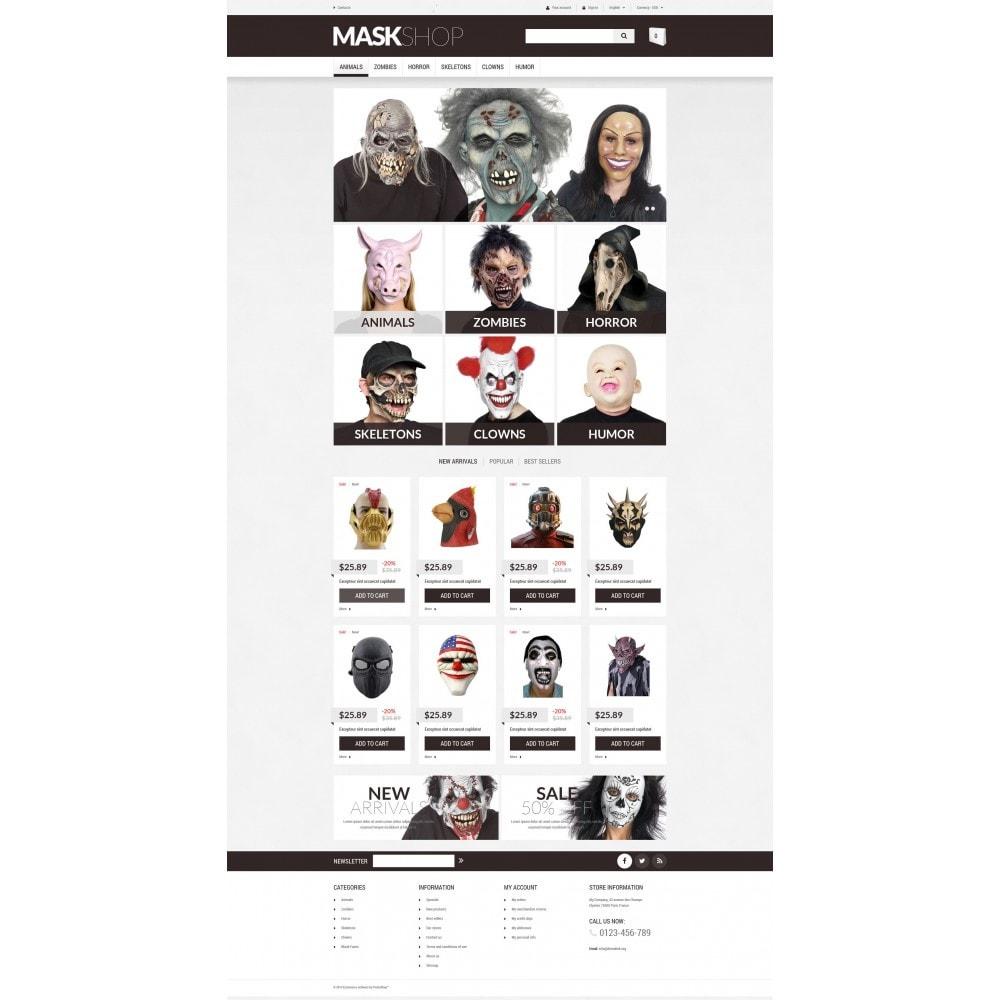 theme - Regali, Fiori & Feste - Masquerade Mask - 4