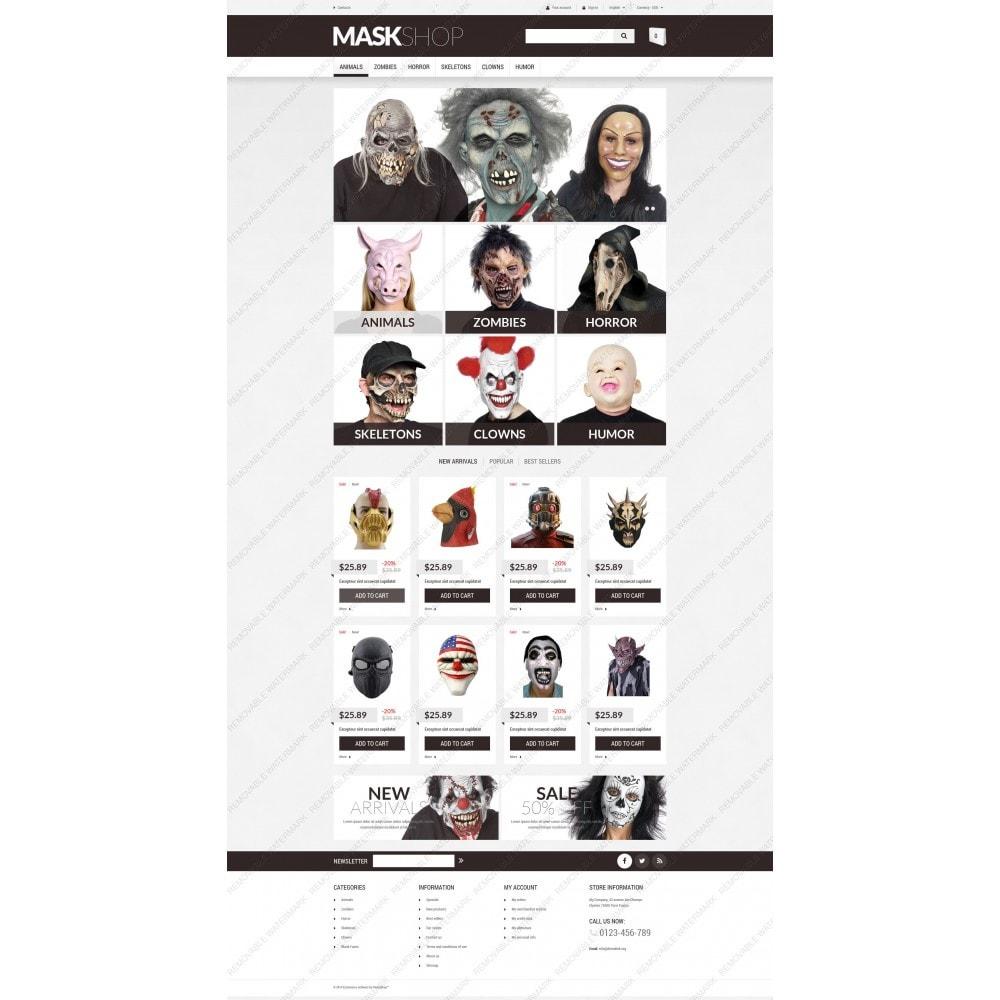 theme - Regali, Fiori & Feste - Masquerade Mask - 5