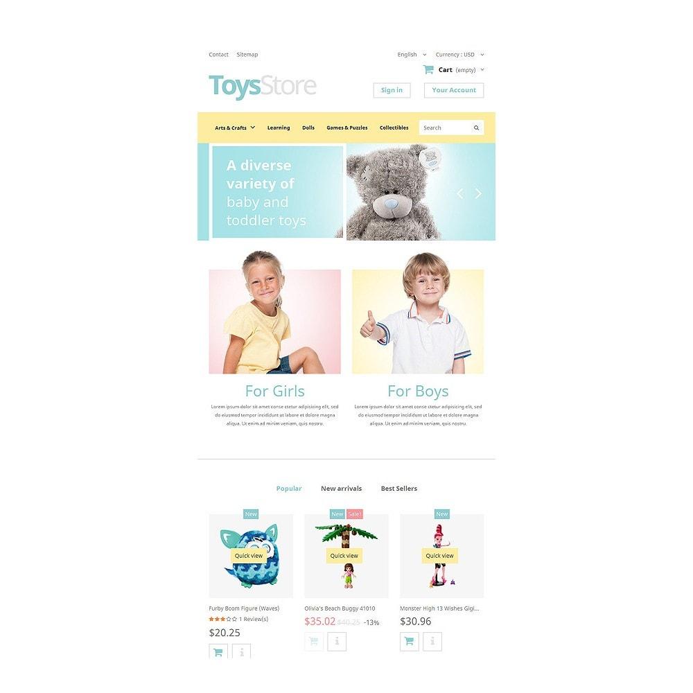 theme - Niños y Juguetes - Toys Shop - 7