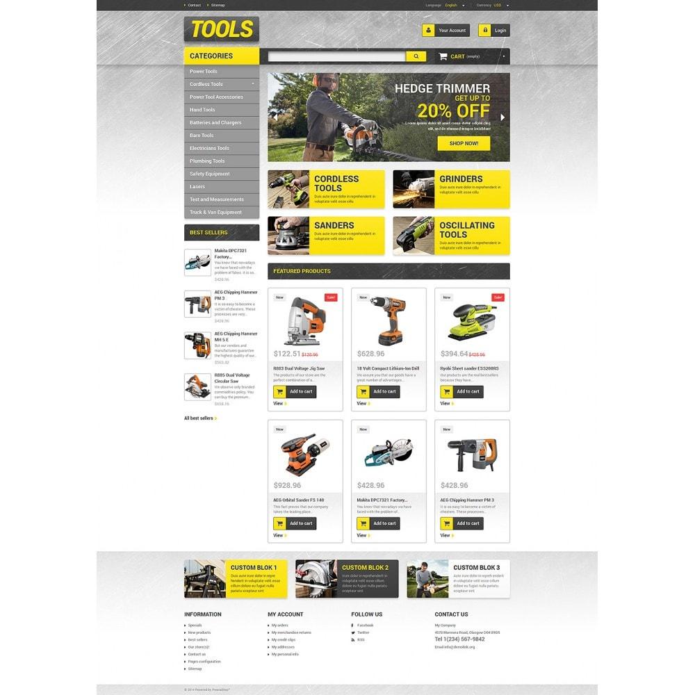 theme - Hogar y Jardín - Get Tools Online - 2
