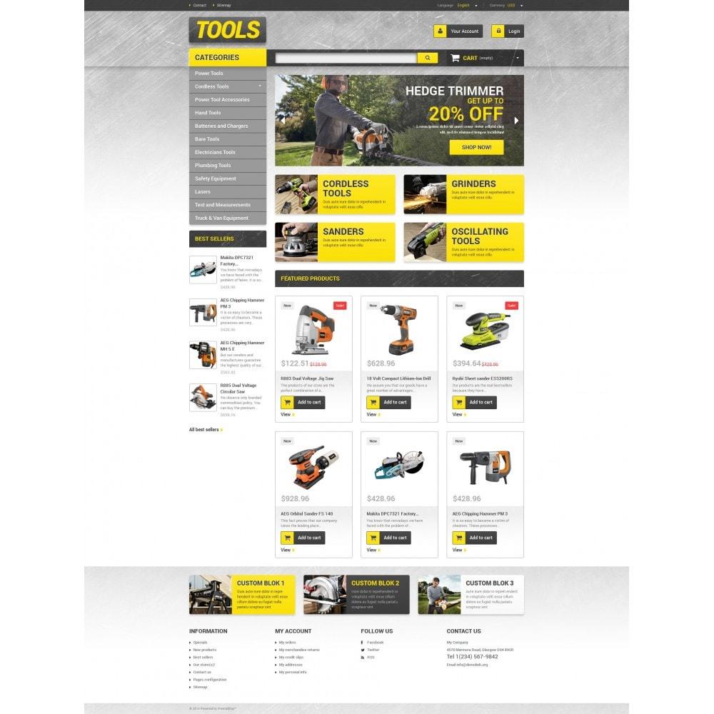 theme - Hogar y Jardín - Get Tools Online - 4