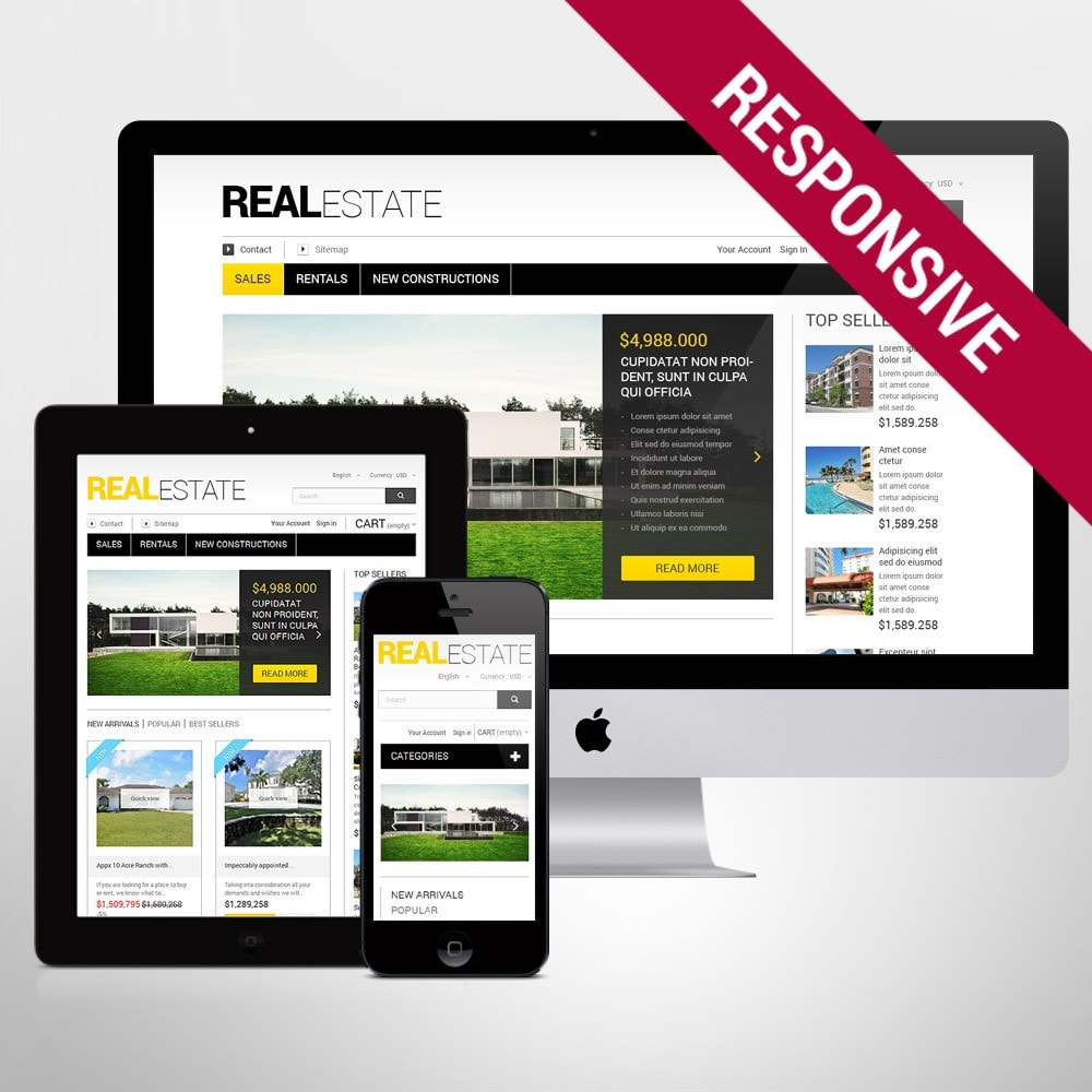 theme - Casa & Giardino - Real Estate Business - 1