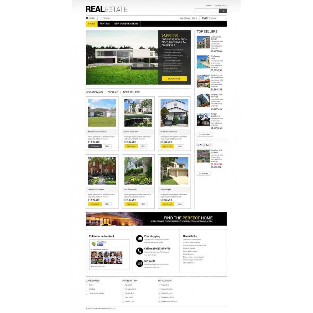 theme - Casa & Giardino - Real Estate Business - 2