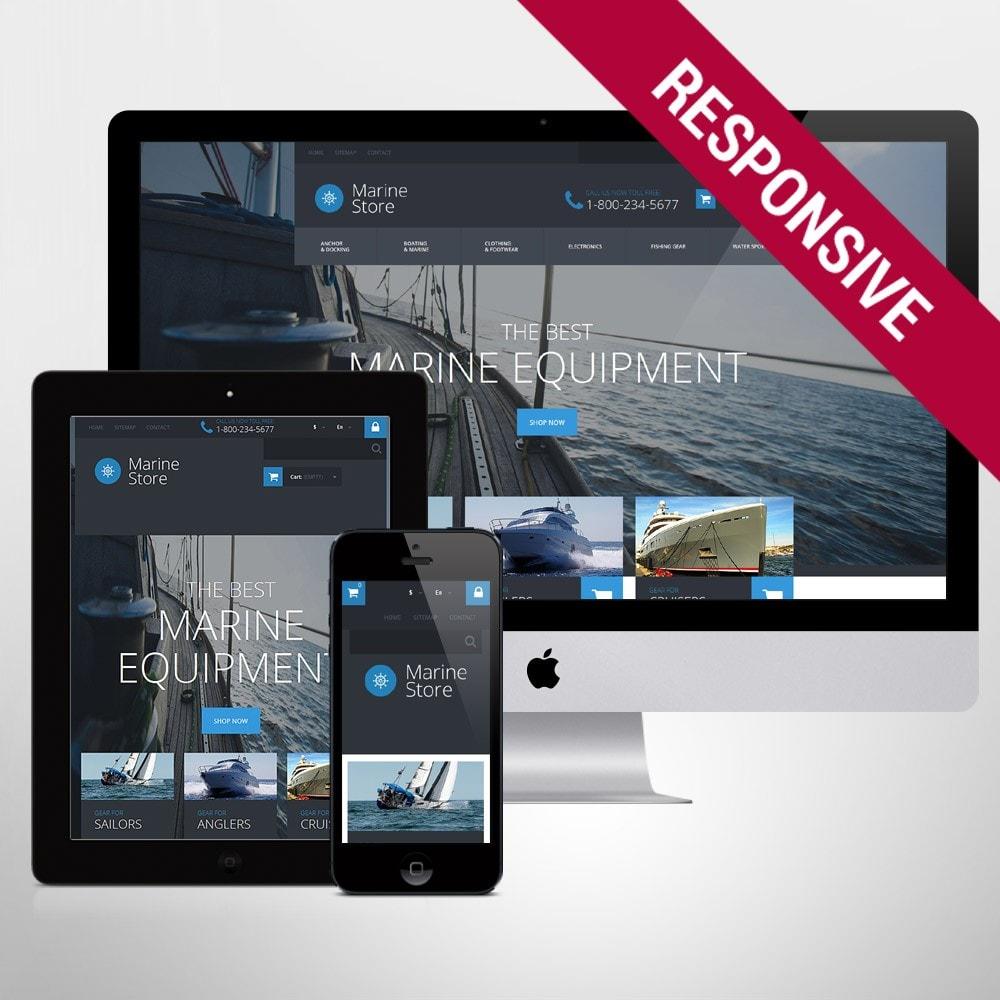theme - Deportes, Actividades y Viajes - Marine Store - 1