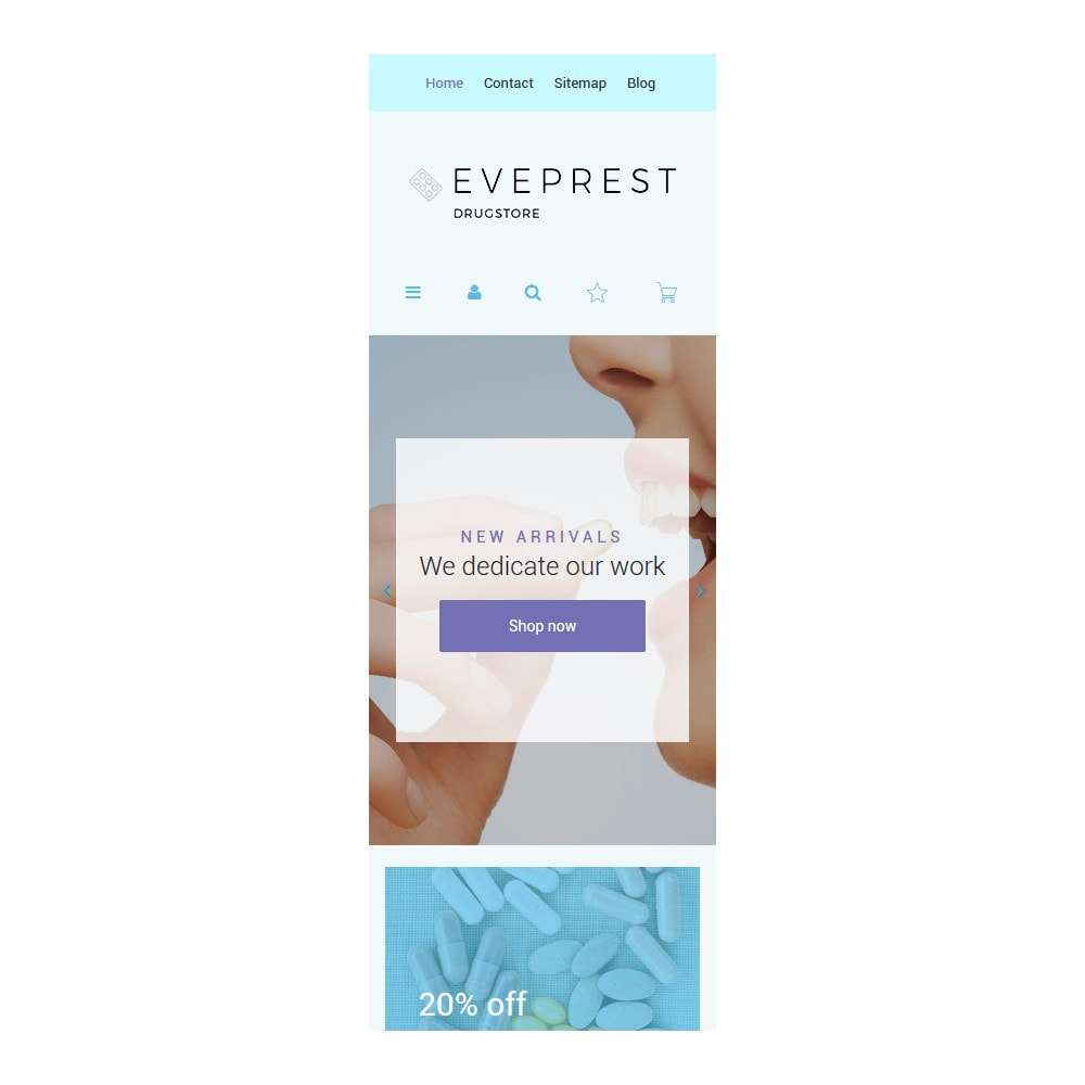 theme - Health & Beauty - Eveprest - Drugstore - 6