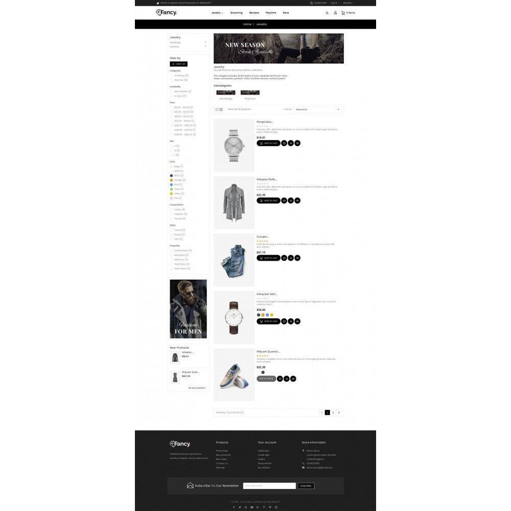 theme - Moda & Calzature - Fancy Fashion Apparels - 5