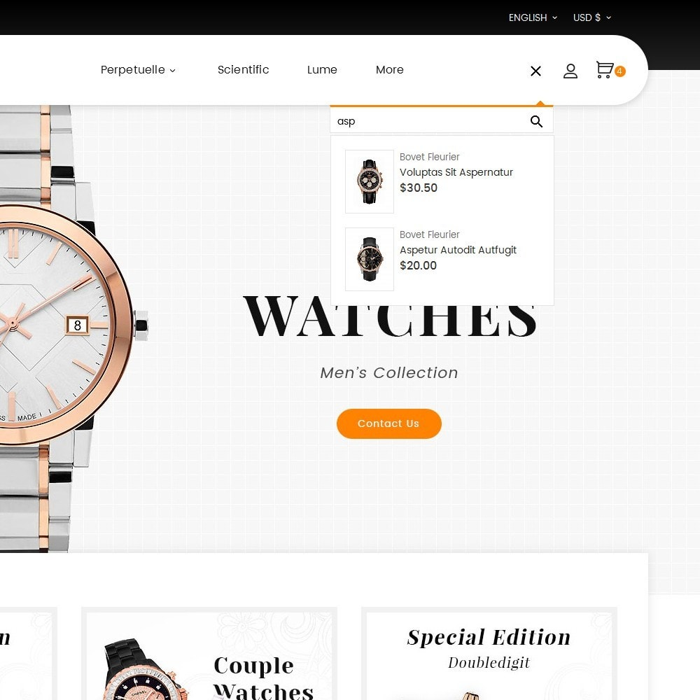 theme - Schmuck & Accesoires - ERA Watch - 11