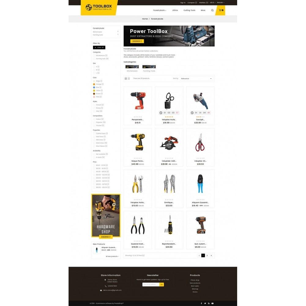 theme - Casa & Giardino - Construction & Tools - 4