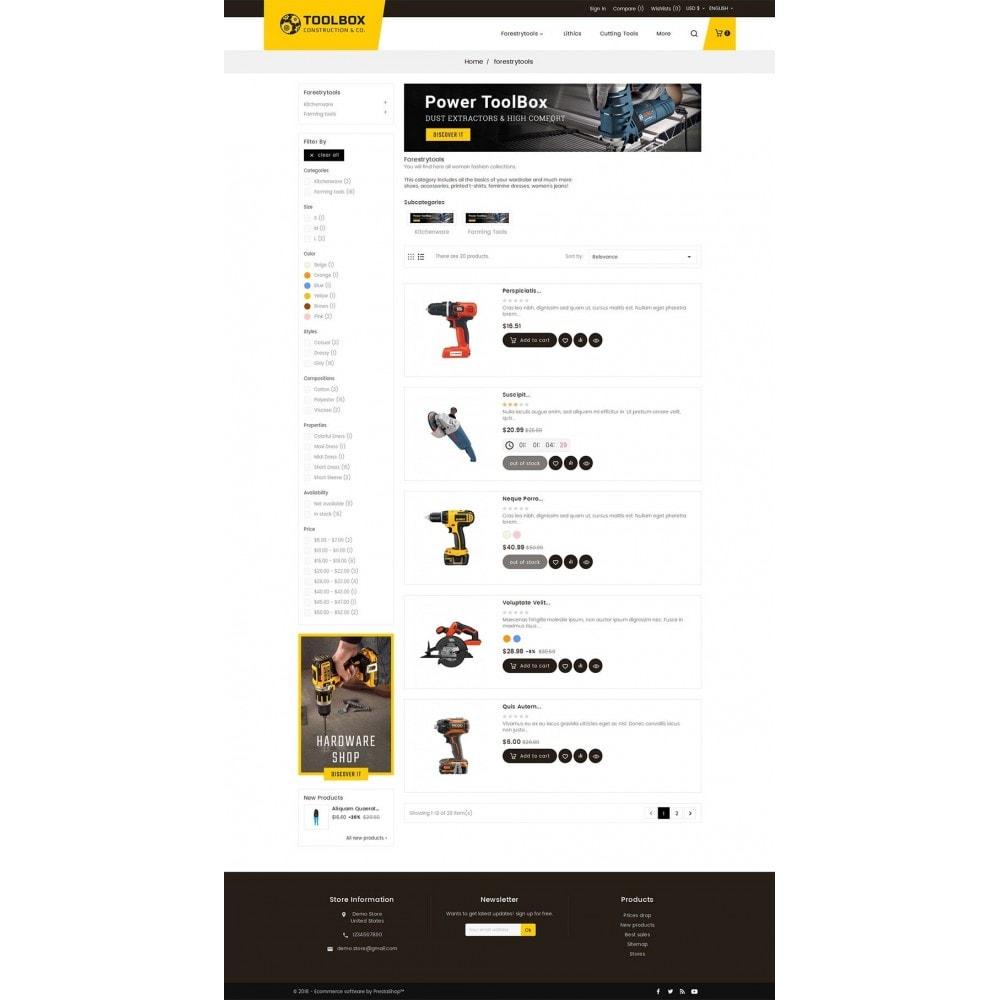 theme - Casa & Giardino - Construction & Tools - 5