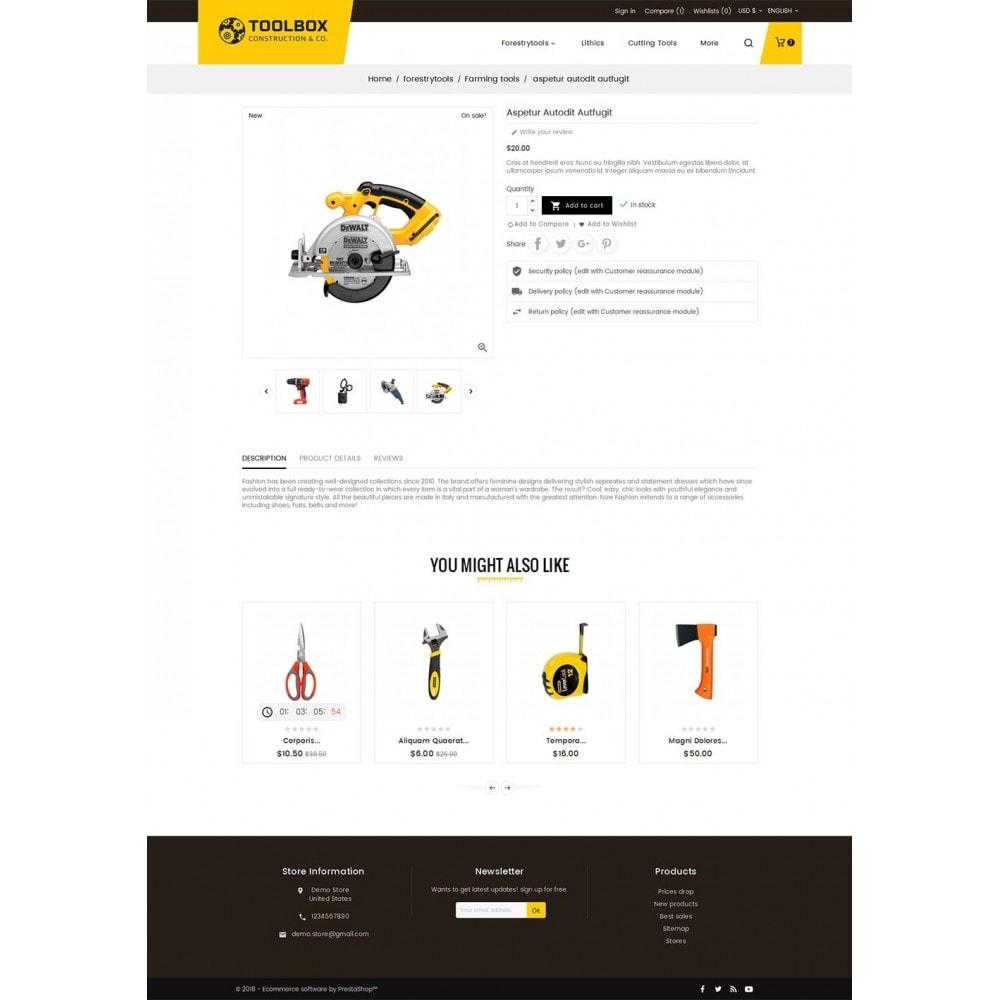 theme - Casa & Giardino - Construction & Tools - 6
