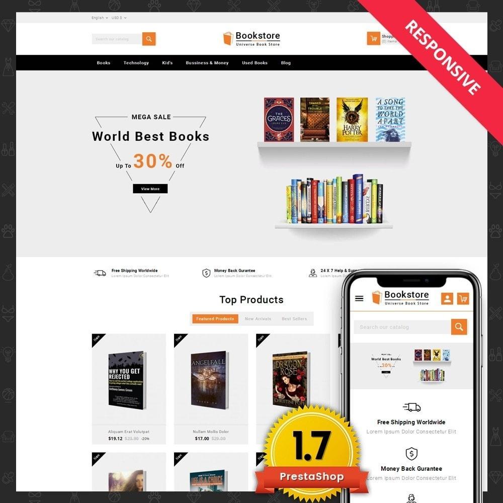Universe Books Store