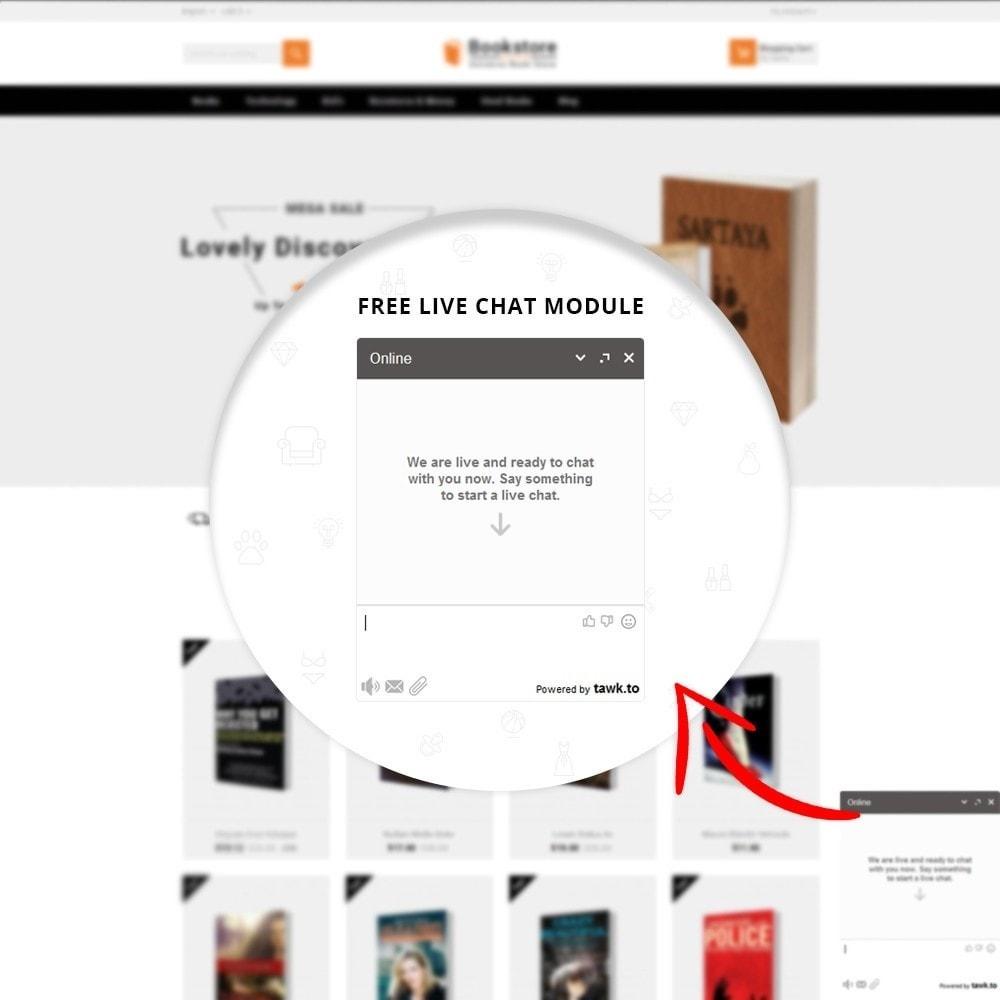 theme - Kultura & Sztuka - Universe Books Store - 7