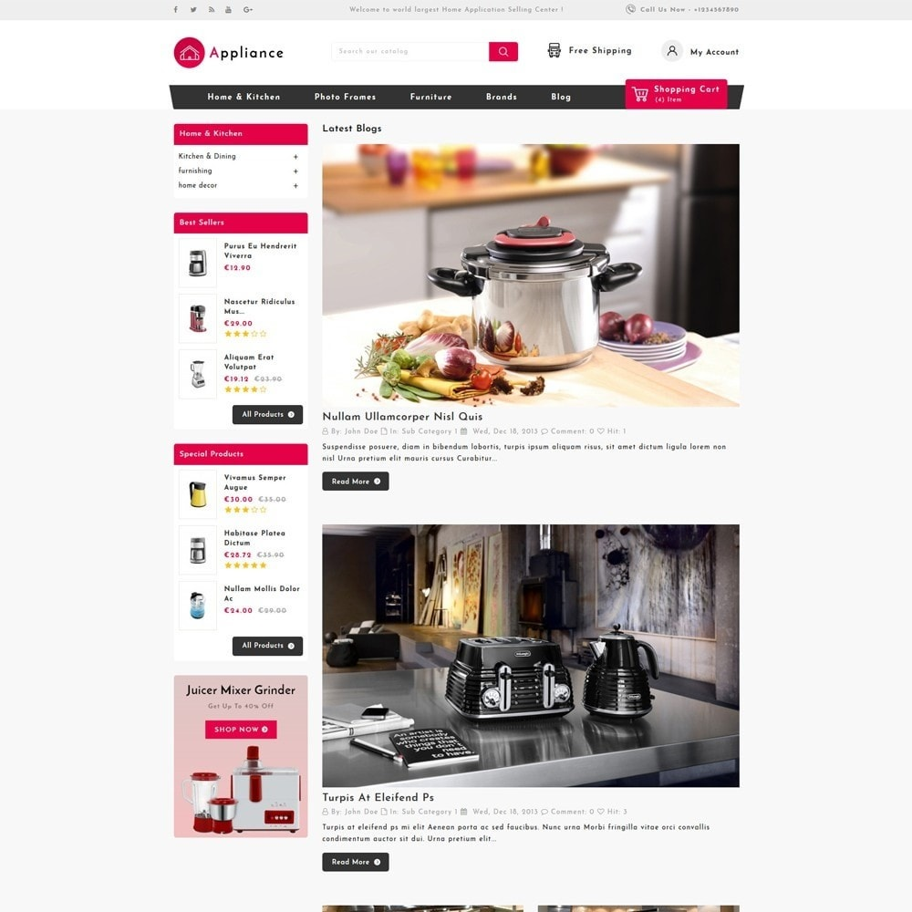 theme - Dom & Ogród - Home Appliances Store - 5