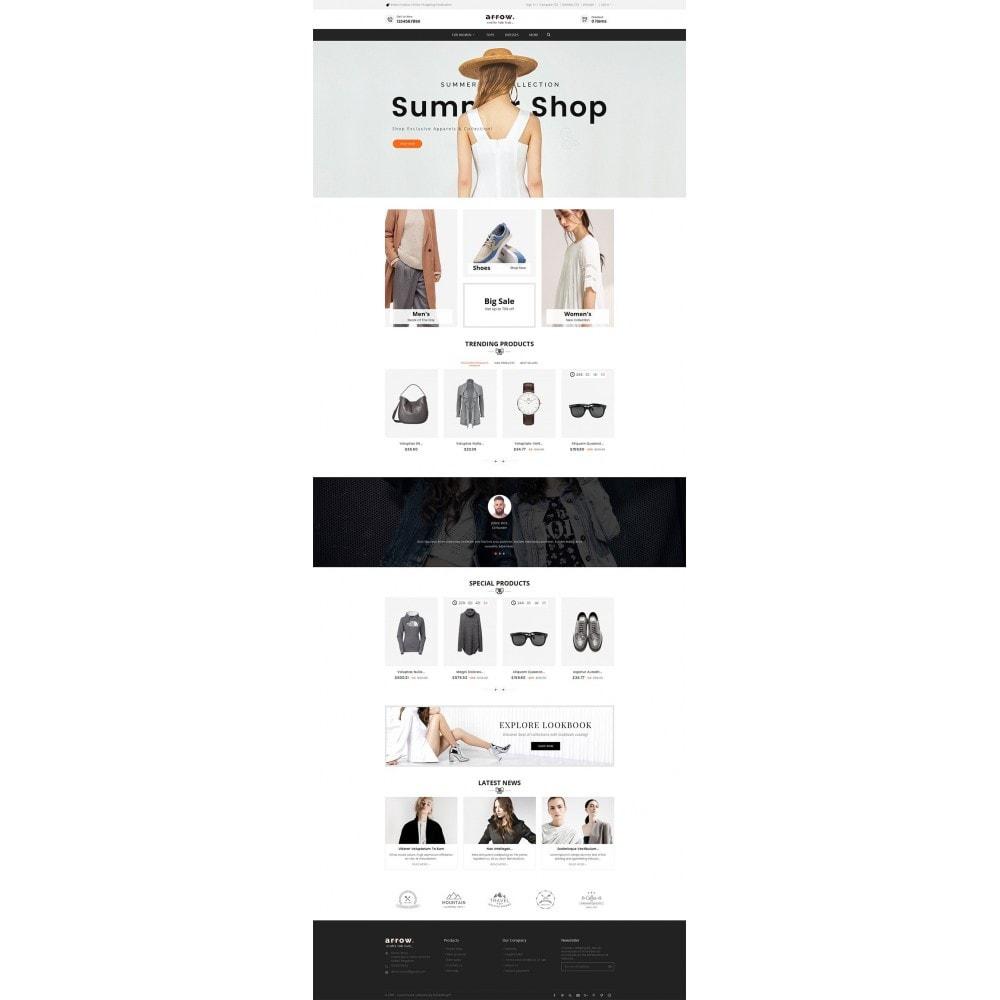 theme - Mode & Chaussures - Arrow Fashion Apparels - 3