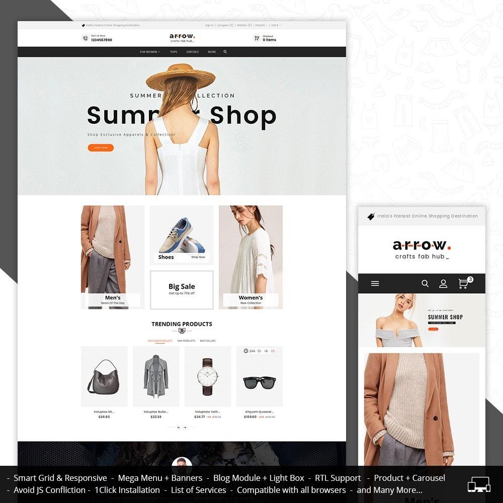 theme - Mode & Schuhe - Arrow Fashion Apparels - 2