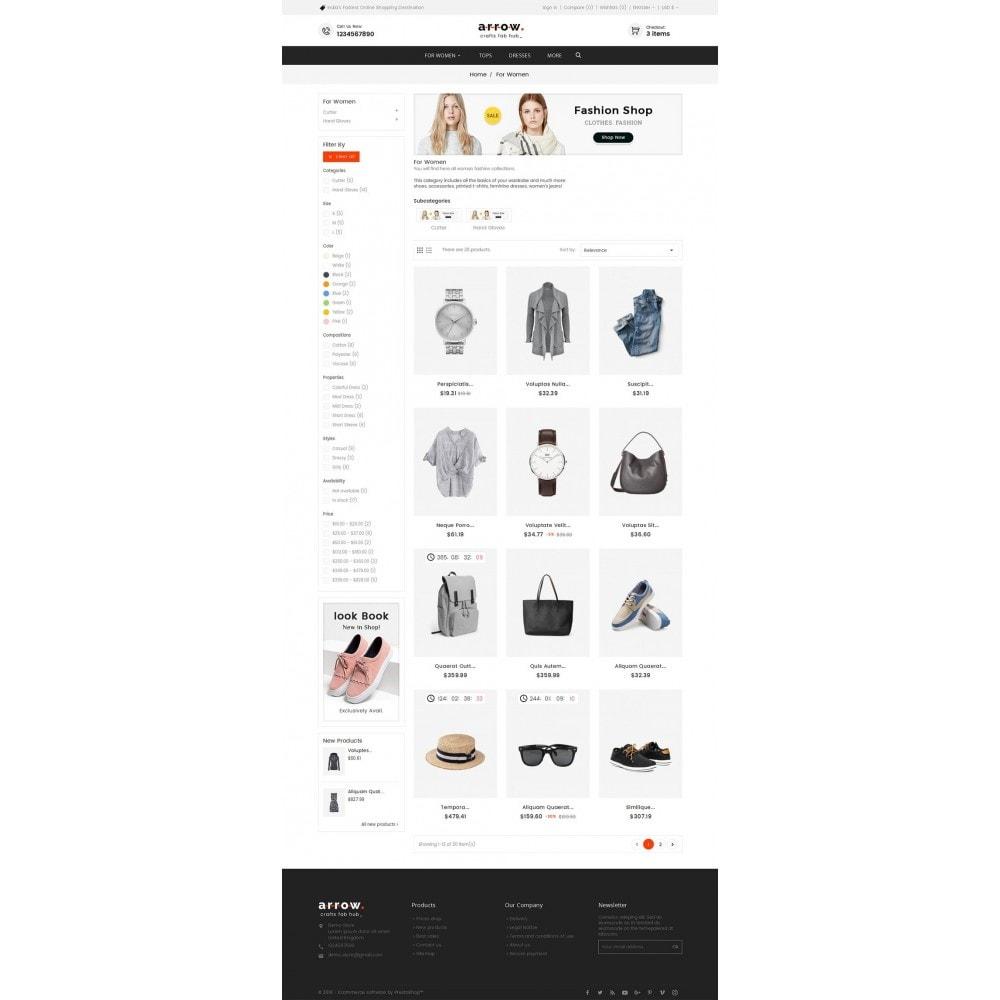theme - Mode & Schuhe - Arrow Fashion Apparels - 4