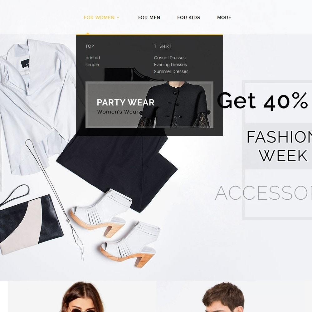 theme - Mode & Chaussures - Vestir Fashion Catalog - 10