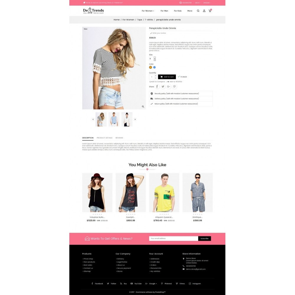 theme - Moda y Calzado - Trends Fashion Store - 6