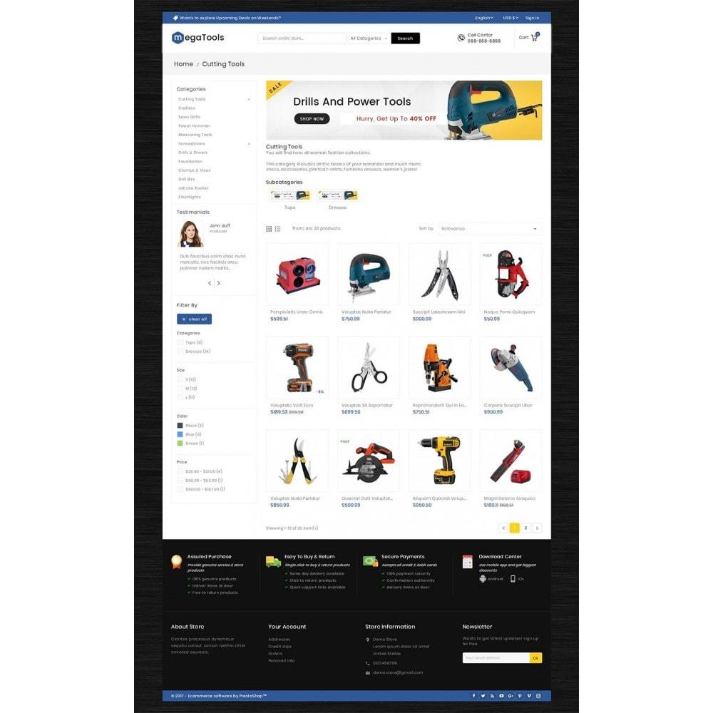 theme - Elettronica & High Tech - Mega Tools Store - 4
