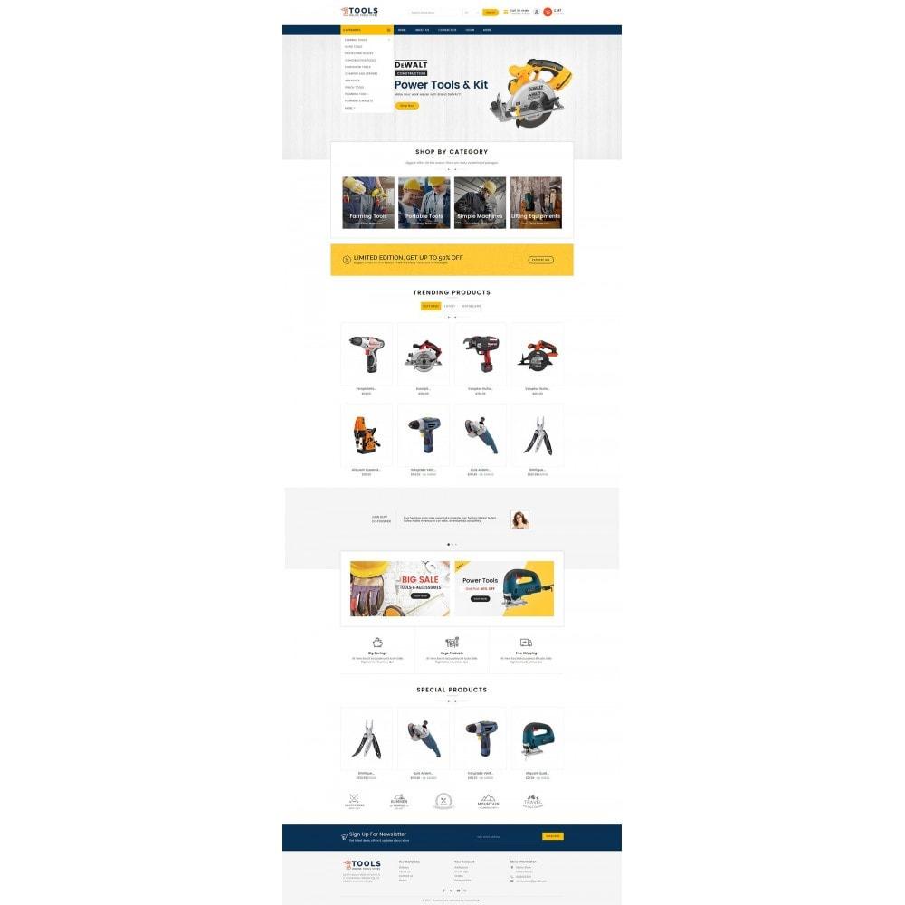 theme - Electronique & High Tech - Mega Tools Store - 3