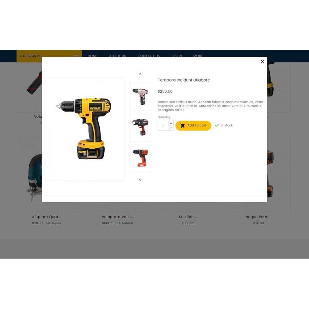 theme - Elettronica & High Tech - Mega Tools Store - 9