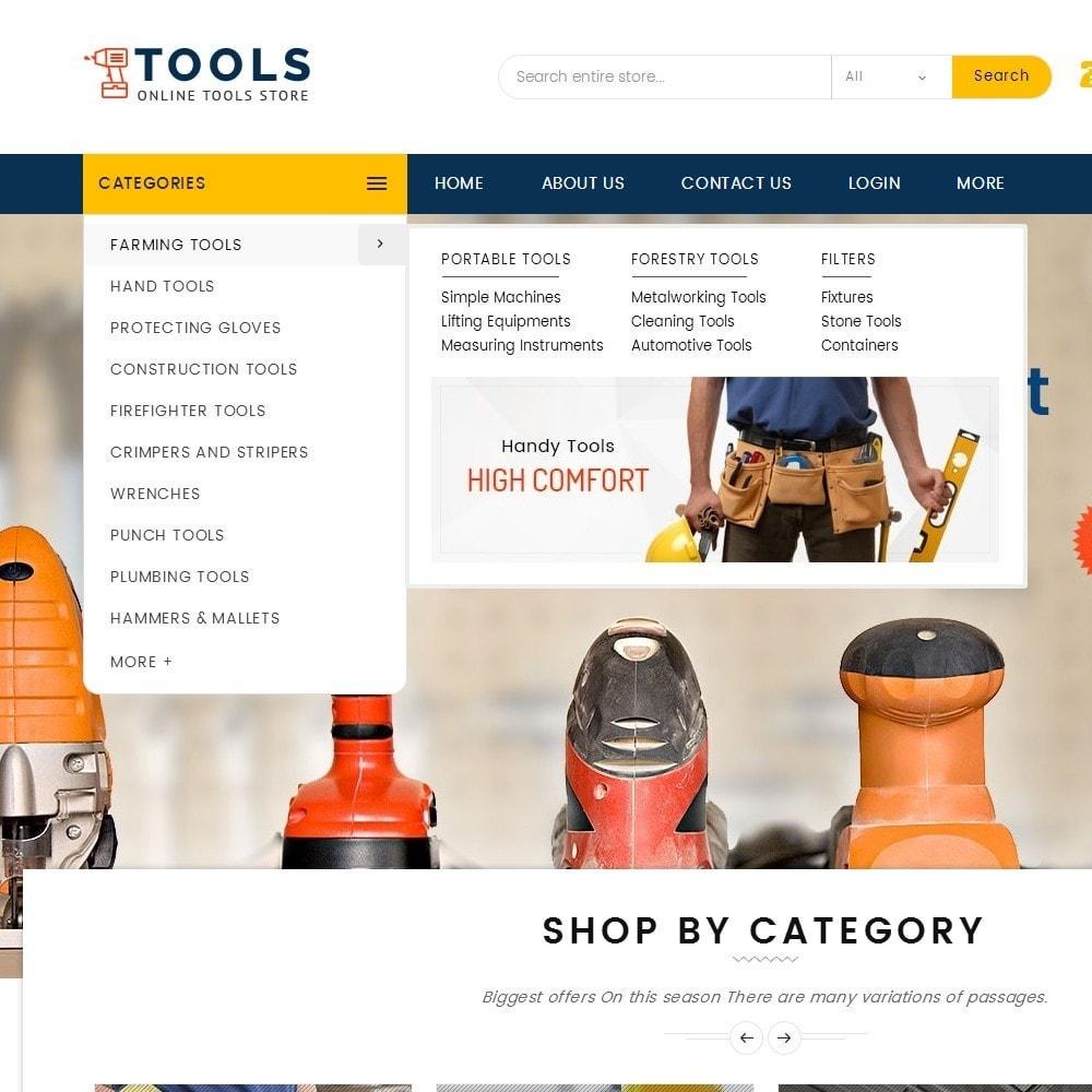 theme - Elettronica & High Tech - Mega Tools Store - 10