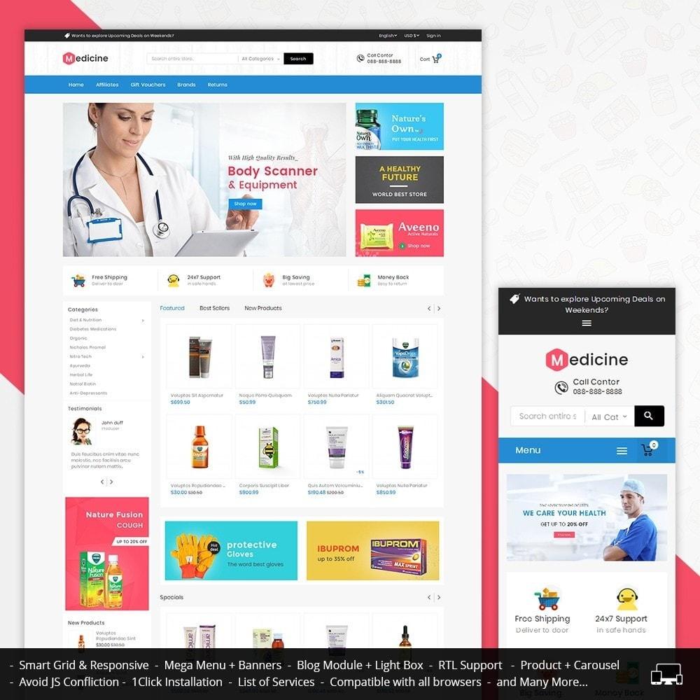 theme - Salud y Belleza - Mega Medicine Store - 2