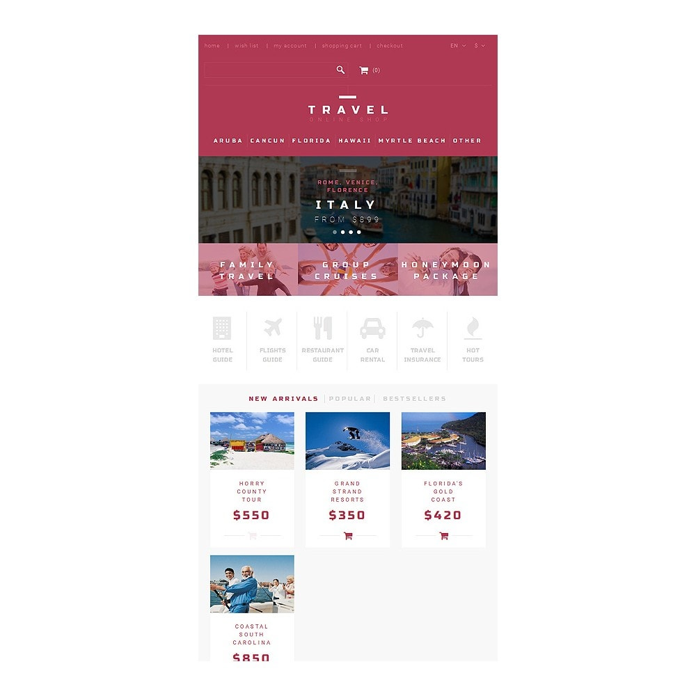 theme - Sport, Aktivitäten & Reise - Tour Agent - 7
