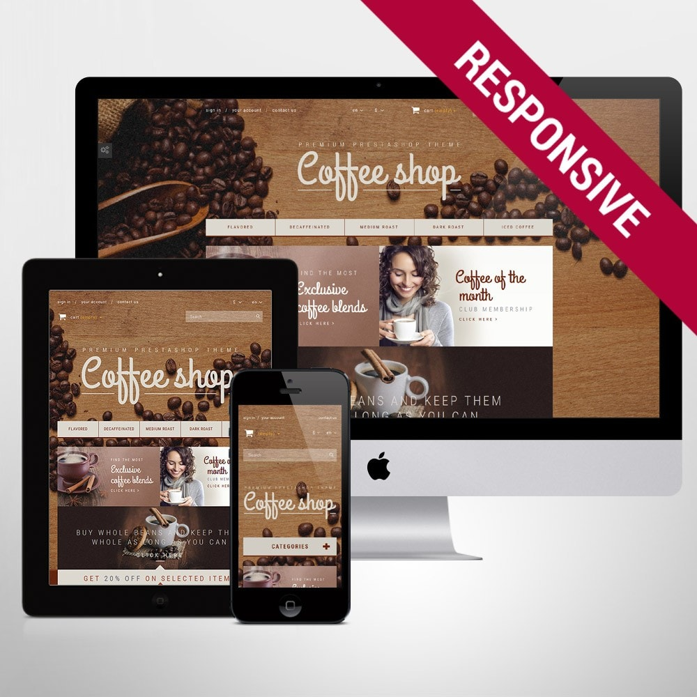 theme - Lebensmittel & Restaurants - Coffee Aroma - 1