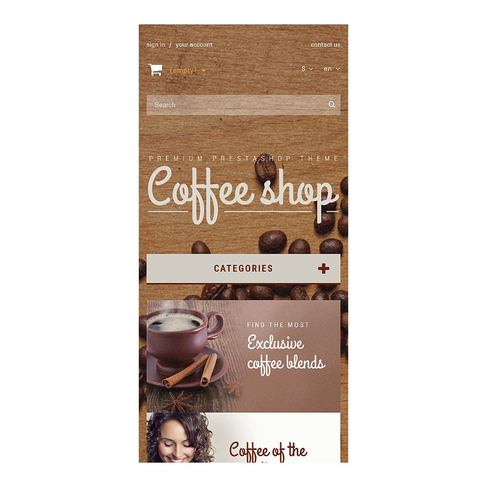theme - Lebensmittel & Restaurants - Coffee Aroma - 8